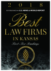 Best Law Firms in Kansas by U.S. News & World Report